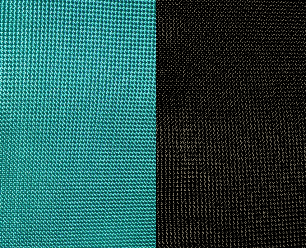 Pfeilfangnetz-grün-und-schwarz